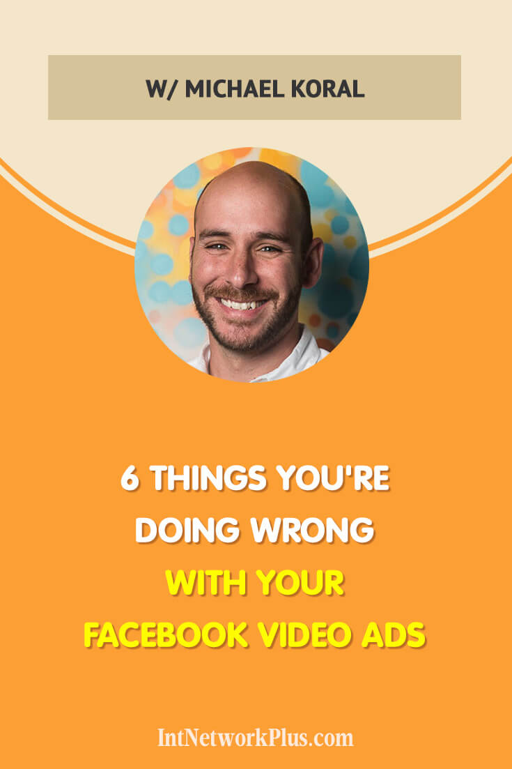 If you plan to start with the Facebook video ads don't do these mistakes. Here are 6 things to pay attention to before you even start your Facebook video ads campaign, via @MarinaBarayeva. #facebook #facebookads #socialmedia #socialmediatips #business #smallbusiness #smallbiz #entrepreneur #businesstips #marketing #creativebusiness #mompreneur #womaninbiz #ladyboss
