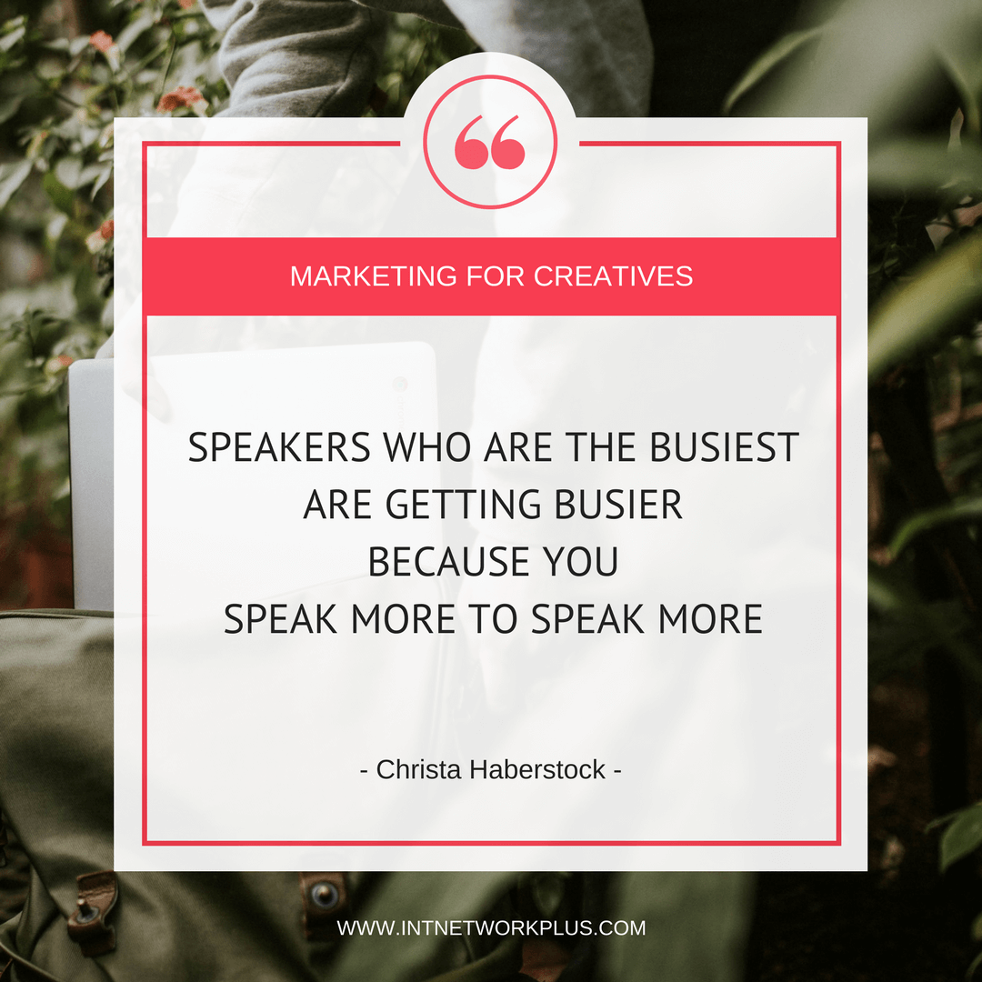 To get to the public speaking you can approach everyone with everything or get prepared with your show real, credentials, and the right topics. These tips are everything you need to get to the public speaking to build your brand, via @MarinaBarayeva. #publicspeaking #business #smallbusiness #entrepreneur #creativeentrepreneur #creativebusiness #mompreneur #womaninbiz #ladyboss #quotes #quotesoftheday #inspiration #Inspirationalquotes #businessquotes