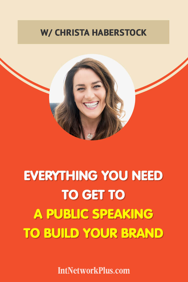 To get to the public speaking you can approach everyone with everything or get prepared with your show real, credentials, and the right topics. These tips are everything you need to get to the public speaking to build your brand, via @MarinaBarayeva. #publicspeaking #business #smallbusiness #smallbiz #entrepreneur #entrepreneurship #businesstips #marketing #creativeentrepreneur #creativebusiness #mompreneur #womaninbiz #ladyboss
