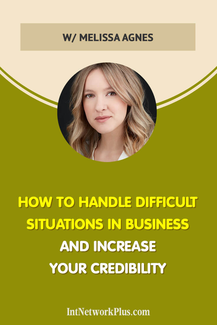 Check these tips on how to prevent and handle difficult situations in business and increase your credibility, via @MarinaBarayeva. #business #smallbusiness #smallbiz #entrepreneur #entrepreneurship #businesstips #marketing #creativeentrepreneur #creativebusiness #mompreneur #womaninbiz #ladyboss