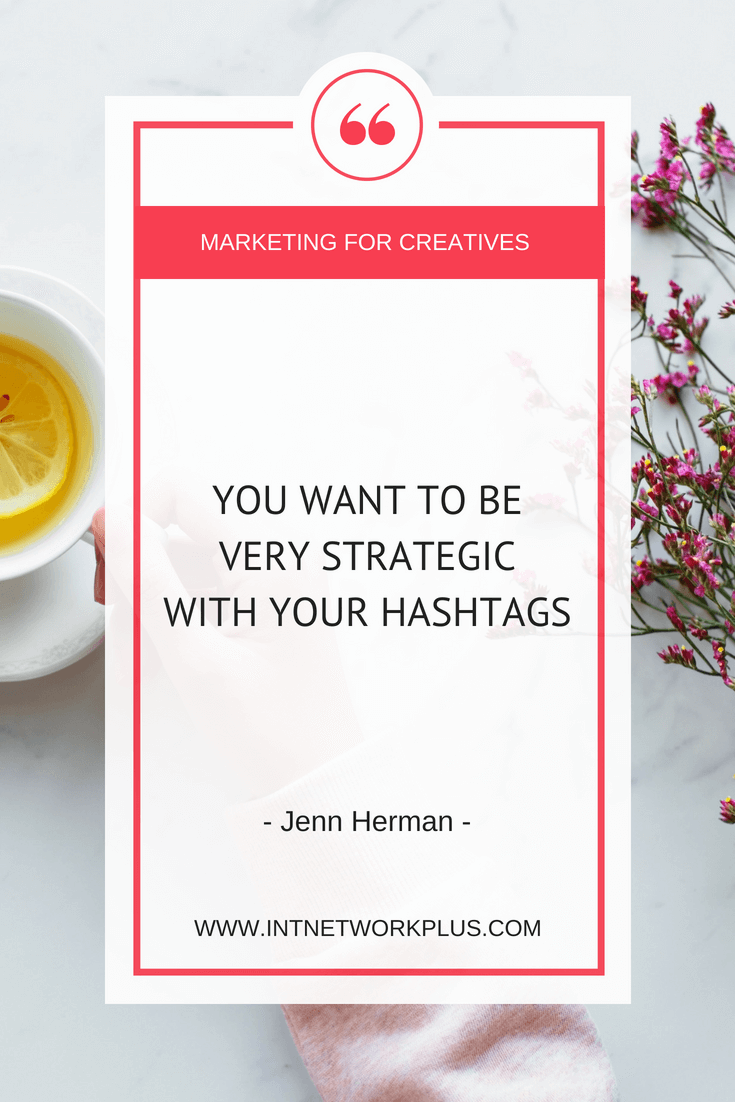 Get an Instagram marketing strategy that works. It includes the hashtag strategy, growth tactics, dealing with the Instagram algorithm, and the ways to build your engaging community, via @MarinaBarayeva. #instagram #socialmedia #socialmediamarketing #socialmediastrategy #creativeentrepreneur #creativebusiness #mompreneur #womaninbiz #ladyboss #quotes #quotesoftheday #inspiration #Inspirationalquotes#businessquotes