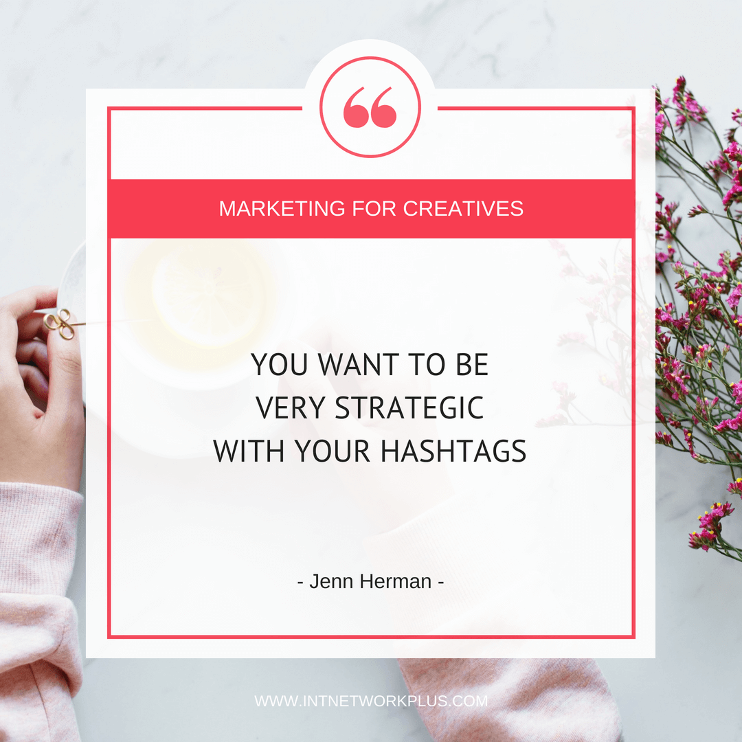Get an Instagram marketing strategy that works. It includes the hashtag strategy, growth tactics, dealing with the Instagram algorithm, and the ways to build your engaging community, via @MarinaBarayeva. #instagram #socialmedia #socialmediamarketing #socialmediastrategy #creativeentrepreneur #creativebusiness #mompreneur #womaninbiz #ladyboss #quotes #quotesoftheday #inspiration #Inspirationalquotes #businessquotes