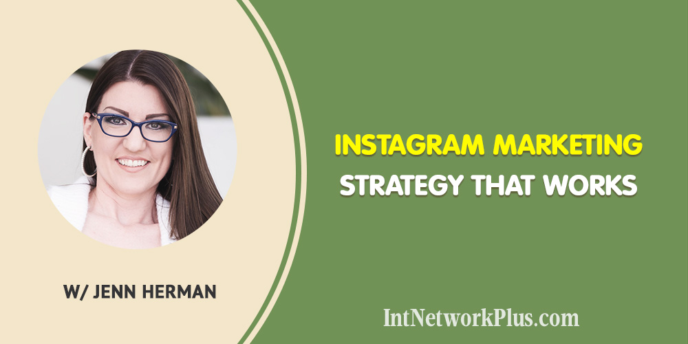 Get an Instagram marketing strategy that works. It includes the hashtag strategy, growth tactics, dealing with the Instagram algorithm, and the ways to build your engaging community, via @MarinaBarayeva. #instagram #socialmedia #socialmediamarketing #socialmediastrategy #business #entrepreneur #businesstips #marketing #creativeentrepreneur #mompreneur #womaninbiz #ladyboss