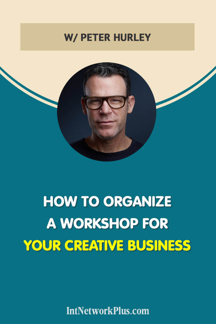 Hosting a workshop can be a way to make extra money or even have it as a business model. Check these tips on how to organize a workshop for your creative business, via @MarinaBarayeva. #business #smallbusiness #smallbiz #entrepreneur #entrepreneurship #businesstips #marketing #creativeentrepreneur #creativebusiness #mompreneur #womaninbiz #ladyboss