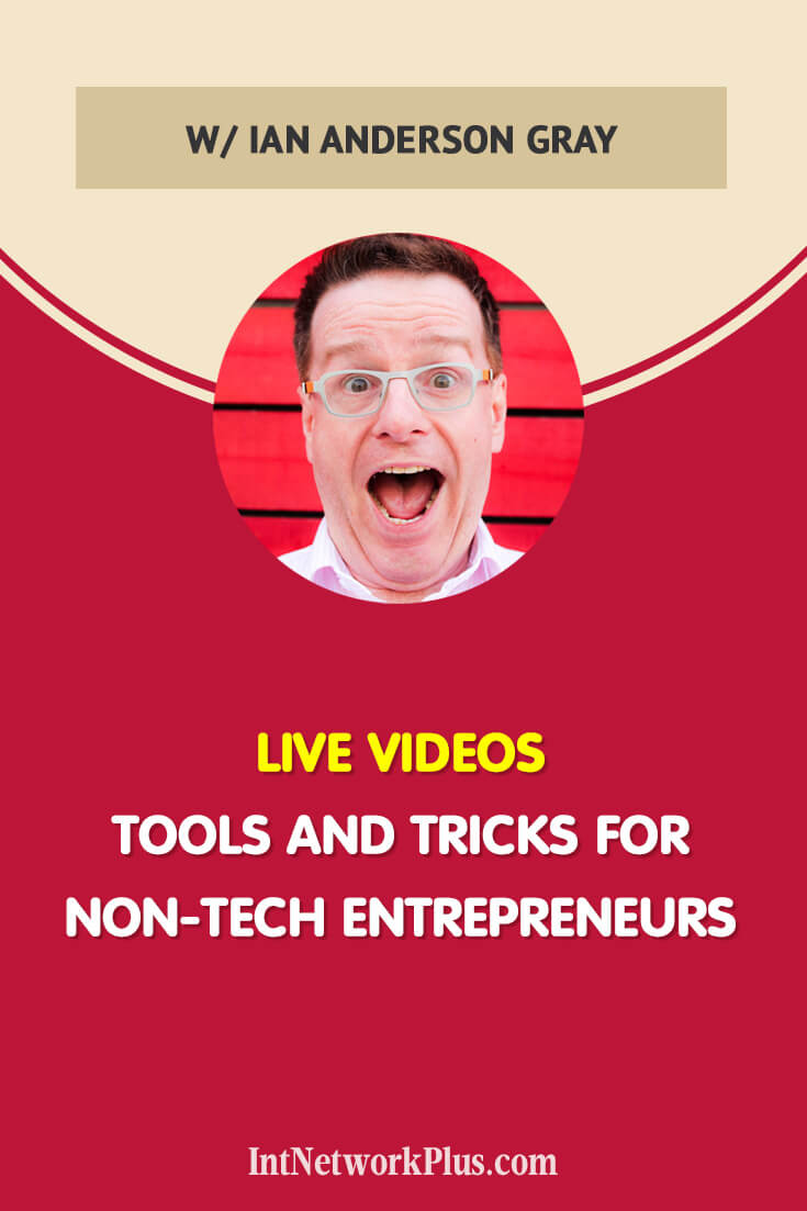 Do you use live video for #SocialMedia marketing? I was always nervous about it as it seems like you need a special equipment and everything should look perfect. But here is the way to do it much easier.   Check these tools and tricks to work with live videos that will help you to rock with the live show even if you are a non-tech entrepreneur.  #livevideo #facebooklive #youtube #igtv #instagramlive #videomarketing #smallbusiness #socialmediamarketing #socialmediatips #smm #marketing