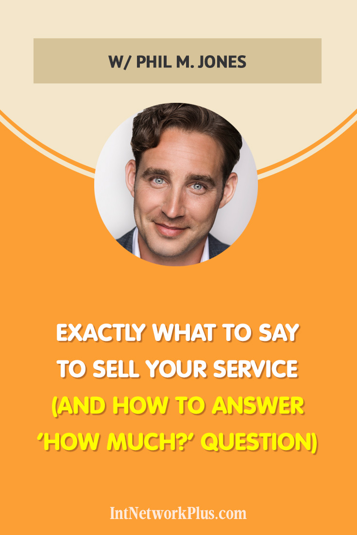 What to say to sell your service and how to answer the common 'How much' question. By asking the right questions and knowing what exactly to say you can win a deal. Lead the dialogue the way that people would want to buy from you, via @MarinaBarayeva. #selling #business #smallbusiness #smallbiz #entrepreneur #entrepreneurship #businesstips #marketing #creativeentrepreneur #creativebusiness #mompreneur #womaninbiz #ladyboss