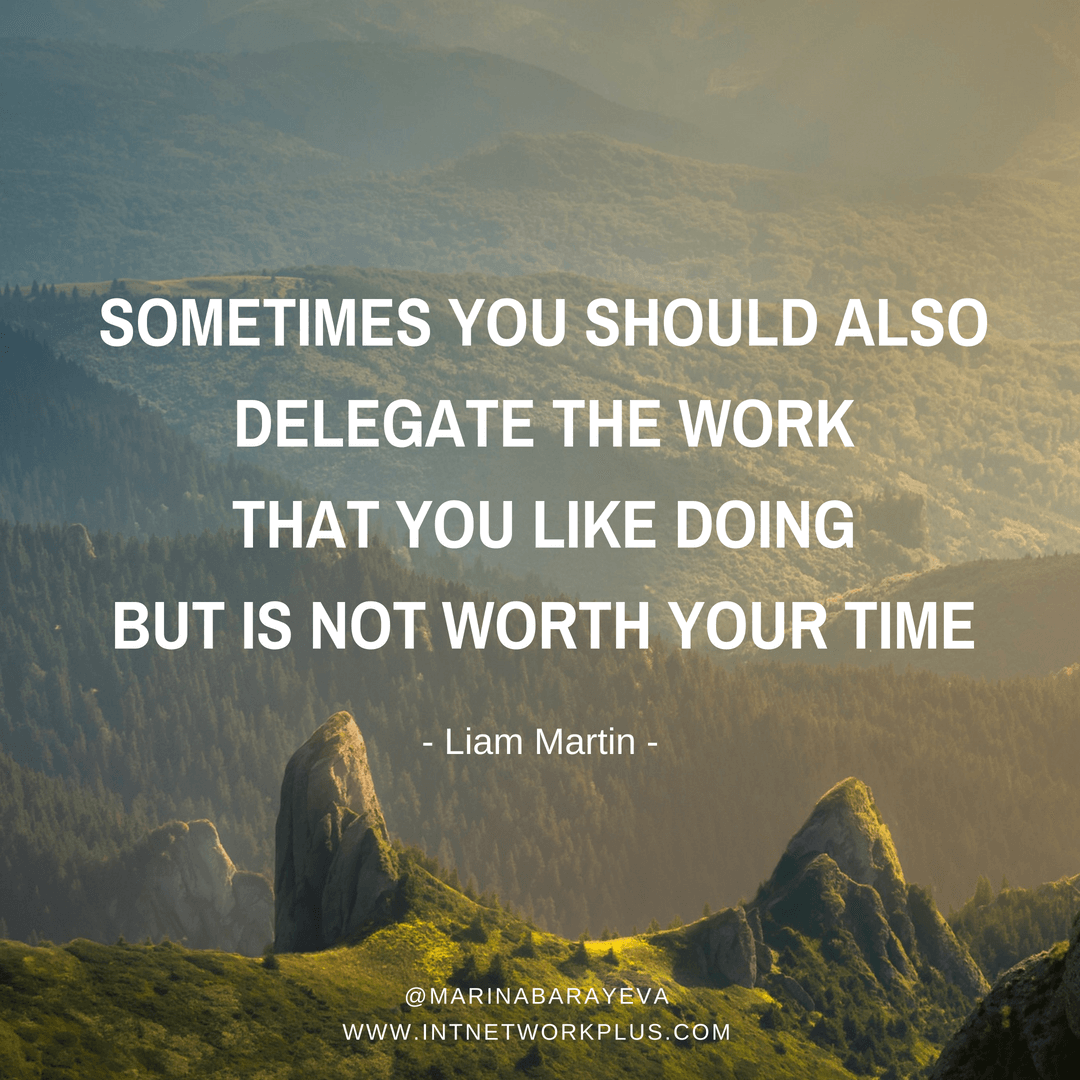 How good would it be to have someone who you could delegate the tasks that you don't like doing or don't know how to do? Whether it's blogging, social media or find a personal assistant to help you with the daily tasks. Get the tips on where to find a virtual assistant, how to pick the right candidate, and how to work with the person. Via @MarinaBarayeva. #virtualassistant #productivity #business #smallbusiness #entrepreneur #creativebusiness #mompreneur #womaninbiz #ladyboss #businessquotes