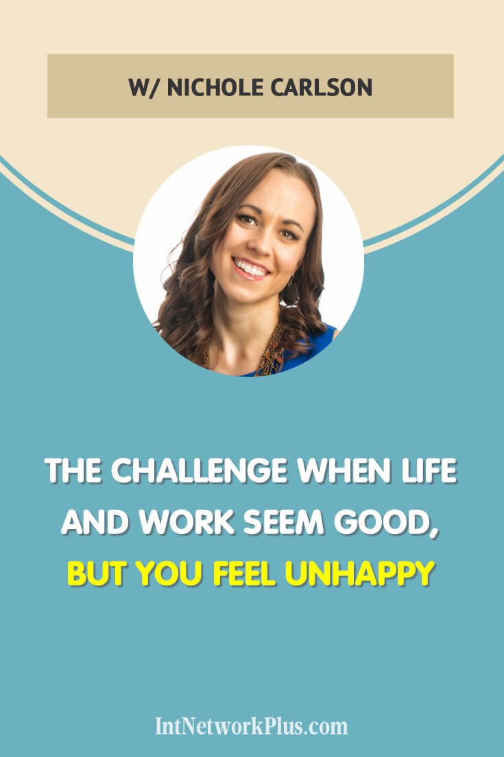 You may do the work which makes you a decent amount of money, have a relationship that looks good and your friends tell that you're a perfect couple, but deep inside you know that there is something missing. Check the tips on this challenge when life and work seem good, but you feel unhappy, via @MarinaBarayeva. #business #smallbusiness #smallbiz #entrepreneur #entrepreneurship #businesstips #marketing#creativeentrepreneur #creativebusiness #mompreneur #womaninbiz #ladyboss