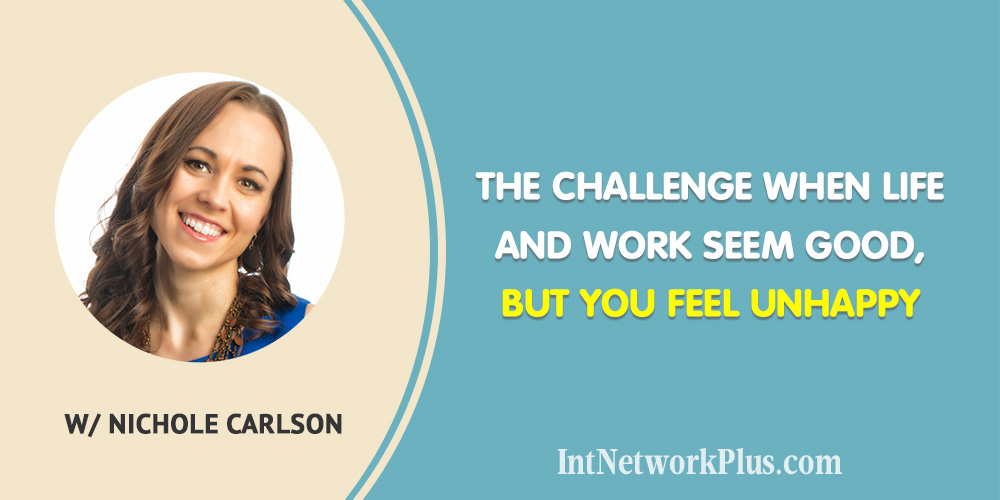 You may do the work which makes you a decent amount of money, have a relationship that looks good and your friends tell that you're a perfect couple, but deep inside you know that there is something missing. Check the tips on this challenge when life and work seem good, but you feel unhappy, via @MarinaBarayeva. #business #smallbusiness #smallbiz #entrepreneur #entrepreneurship #businesstips #marketing #creativeentrepreneur #creativebusiness #mompreneur #womaninbiz #ladyboss