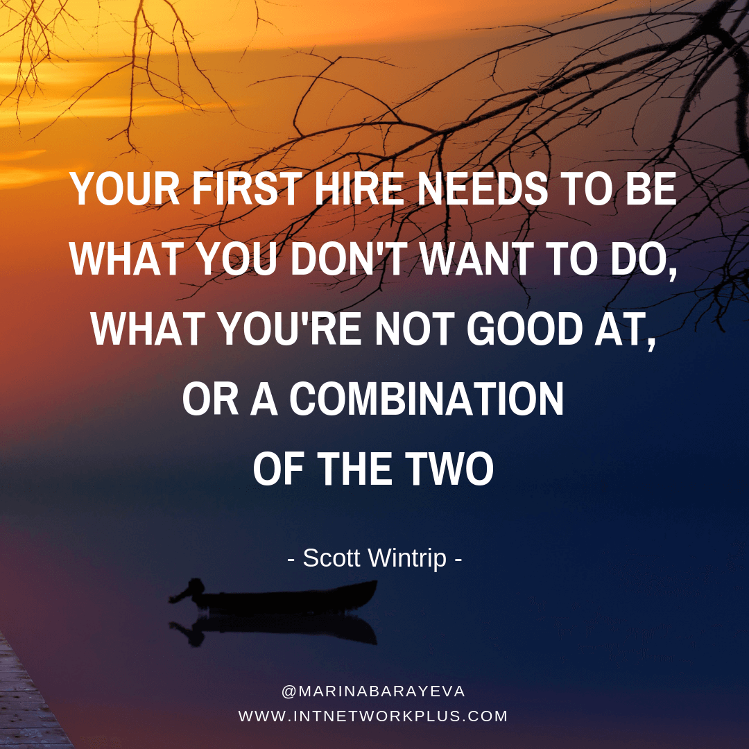 When it comes to hiring someone, entrepreneurs think about that on a go when they already need to hire people and it takes a long time. Check these tips on how to hire talented people and make the hiring process fast and effective, via @MarinaBarayeva. #business #smallbusiness #entrepreneur #creativeentrepreneur #creativebusiness #mompreneur #womaninbiz #ladyboss #quotes #quotesoftheday #inspiration #Inspirationalquotes #businessquotes