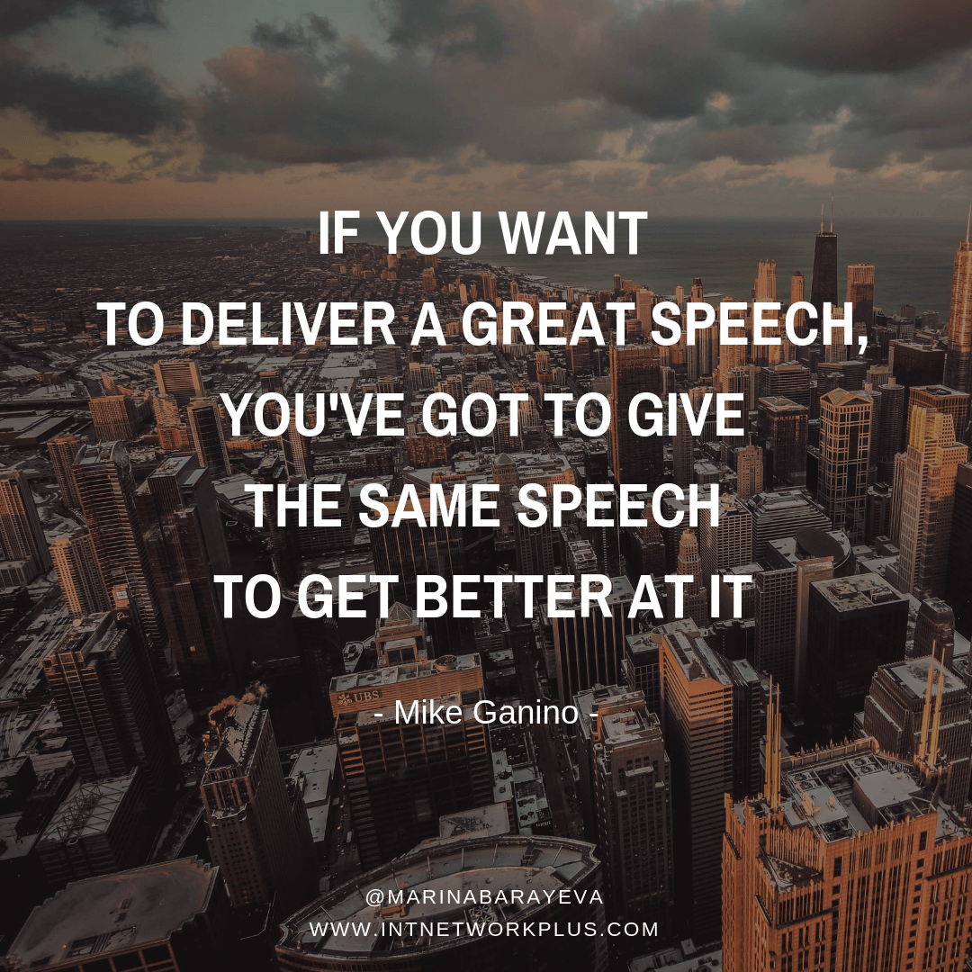 Learn how to turn a boring talkto a powerful speech that helps your small business. You will know how to start and finish the speech, how to make it more interesting and engaged for the audience and tips on selling during the speech, via @MarinaBarayeva. #business #smallbusiness #entrepreneur #creativeentrepreneur #creativebusiness #mompreneur #womeninbusiness #ladyboss #quotes #quotesoftheday #inspiration #Inspirationalquotes#businessquotes