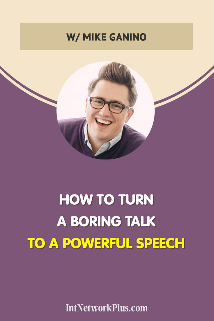 Learn how to turn a boring talk to a powerful speech that helps your small business. You will know how to start and finish the speech, how to make it more interesting and engaged for the audience and tips on selling during the speech, via @MarinaBarayeva. #speaking #business #smallbusiness #smallbiz #entrepreneur #entrepreneurship #businesstips #marketing #creativeentrepreneur #creativebusiness #mompreneur #womaninbiz #ladyboss