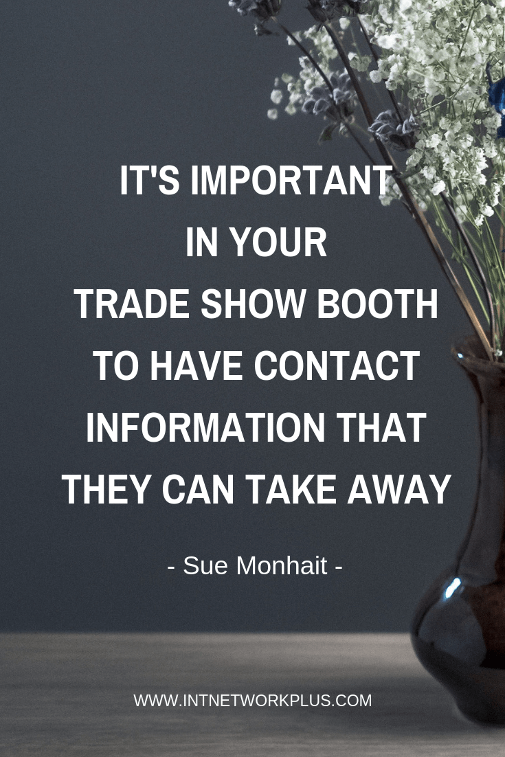Participating in the trade show isn't cheap, so you want to make sure that it will bring you maximum outcome. Check these trade show marketing tips that bring the results in small business growth. You'll know how to pick the right trade show, set up the booth, tricks on how to communicate with the clients and more, via @MarinaBarayeva. #tradeshow #smallbusiness #entrepreneur #creativeentrepreneur #creativebusiness #mompreneur #womeninbusiness #ladyboss #quotes #businessquotes