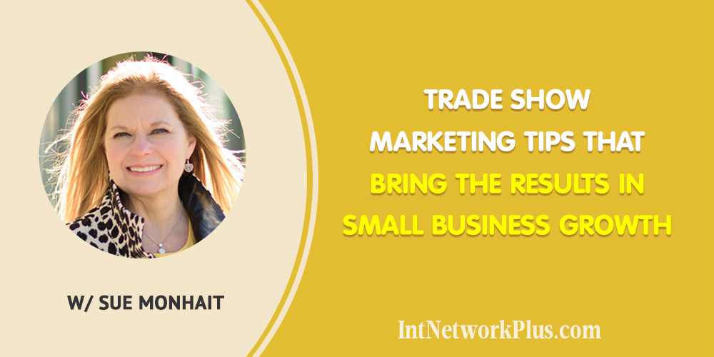 Participating in the trade show isn't cheap, so you want to make sure that it will bring you maximum outcome. Check these trade show marketing tips that bring the results in small business growth. You'll know how to pick the right trade show, set up the booth, tricks on how to communicate with the clients and more, via @MarinaBarayeva. #tradeshow #business #smallbusiness #smallbiz #entrepreneur #businesstips #marketing #creativeentrepreneur #creativebusiness #mompreneur #womeninbusiness #ladyboss
