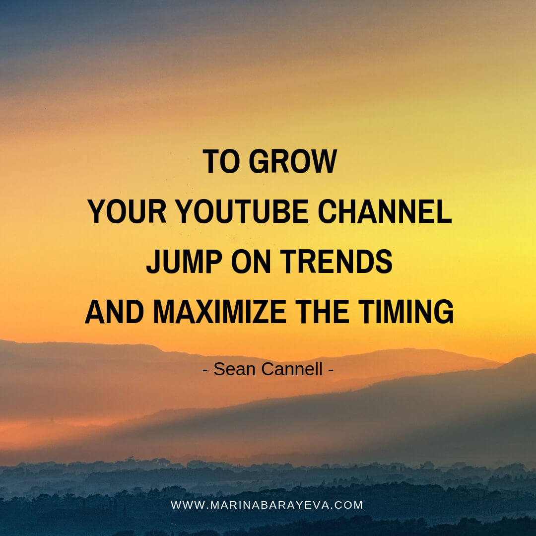 Learn how to grow from 0 to 1000 YouTube subscribers for your creative business. We'll talk about what you need to pay attention to when you start growing your channel and why having a good quality video isn't enough for being discovered. You'll get the tips on how often to post and how to speed up your growth. Via @MarinaBarayeva. #youtube #business #smallbusiness #entrepreneur #creativebusiness #mompreneur #womeninbusiness #ladyboss #quotes #quotesoftheday #businessquotes