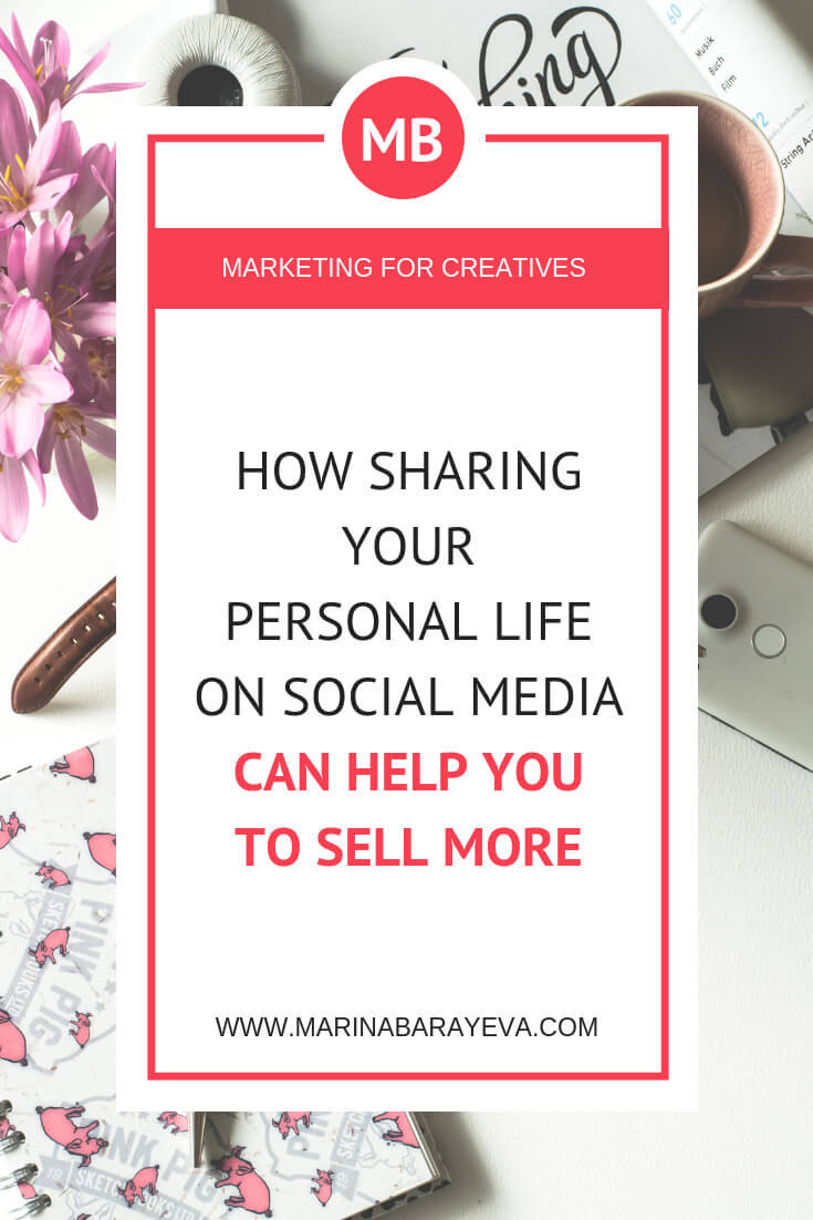 People may need your service, but before you sell something, unless it's really urgent and they need it right away, connect with them as a person sharing some of your personal stuff on social media. Learn how sharing your personal life on social media can help you to sell more, via @MarinaBarayeva. #socialmedia #smm #socialmediamarketing #business #smallbusiness #entrepreneur #businesstips #marketing #creativeentrepreneur #mompreneur #womaninbiz #ladyboss
