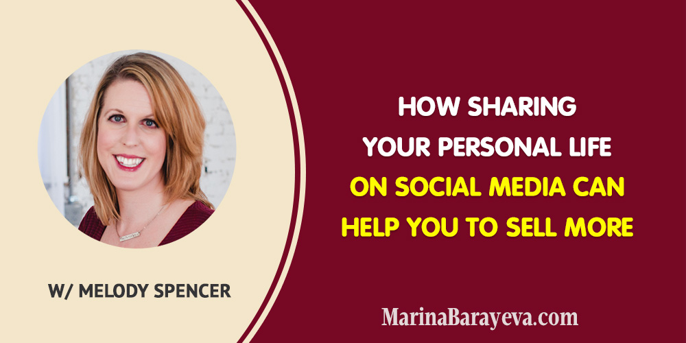 People may need your service, but before you sell something, unless it's really urgent and they need it right away, connect with them as a person sharing some of your personal stuff on social media. Learn how sharing your personal life on social media can help you to sell more, via @MarinaBarayeva. #socialmedia #smm #socialmediamarketing #business #smallbusiness #entrepreneur #businesstips #marketing#creativeentrepreneur #mompreneur #womaninbiz #ladyboss