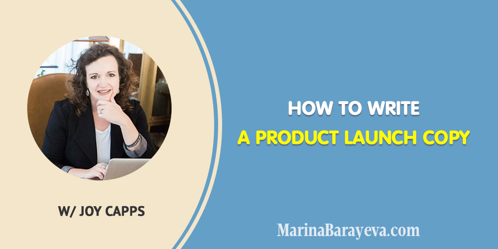 Learn how to write a product launch copy. When you plan an online product launch, it's important how you present it and communicate with your people. We'll talk about the winning product launches that successful entrepreneurs use and the tricks that will help you to sell more. Via @MarinaBarayeva. #copywriting #business #smallbusiness #entrepreneur #entrepreneurship #businesstips #marketing#creativeentrepreneur #creativebusiness #mompreneur #womaninbiz #ladyboss