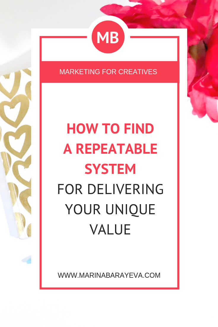 It may take a lot of time to find out what's so special about you that people will need and you can build a business around. Learn how to find a repeatable business system for delivering your unique value and what mistakes to avoid, via @MarinaBarayeva. #business #smallbusiness #smallbiz #entrepreneur #entrepreneurship #businesstips #marketing #creativeentrepreneur #creativebusiness #mompreneur #womaninbiz #ladyboss