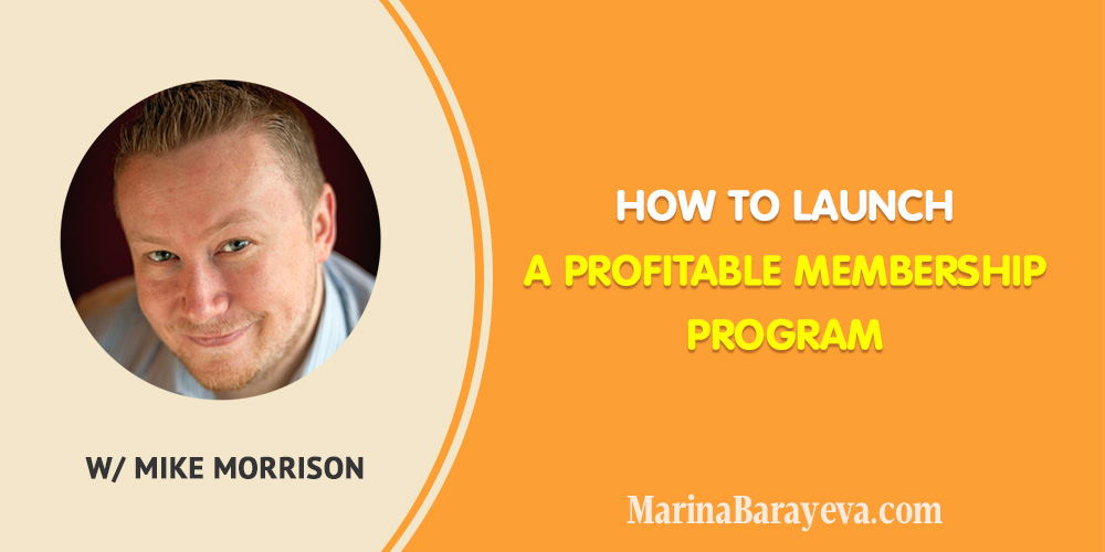 It's always good to have several income streams. Learn how to launch a profitable membership program. You will know pros and cons of the membership program, how to start your program, where to host, where and how to build the community and many more, via @MarinaBarayeva. #business #smallbusiness #smallbiz #entrepreneur #entrepreneurship #businesstips #marketing#creativeentrepreneur #creativebusiness #mompreneur #womaninbiz #ladyboss