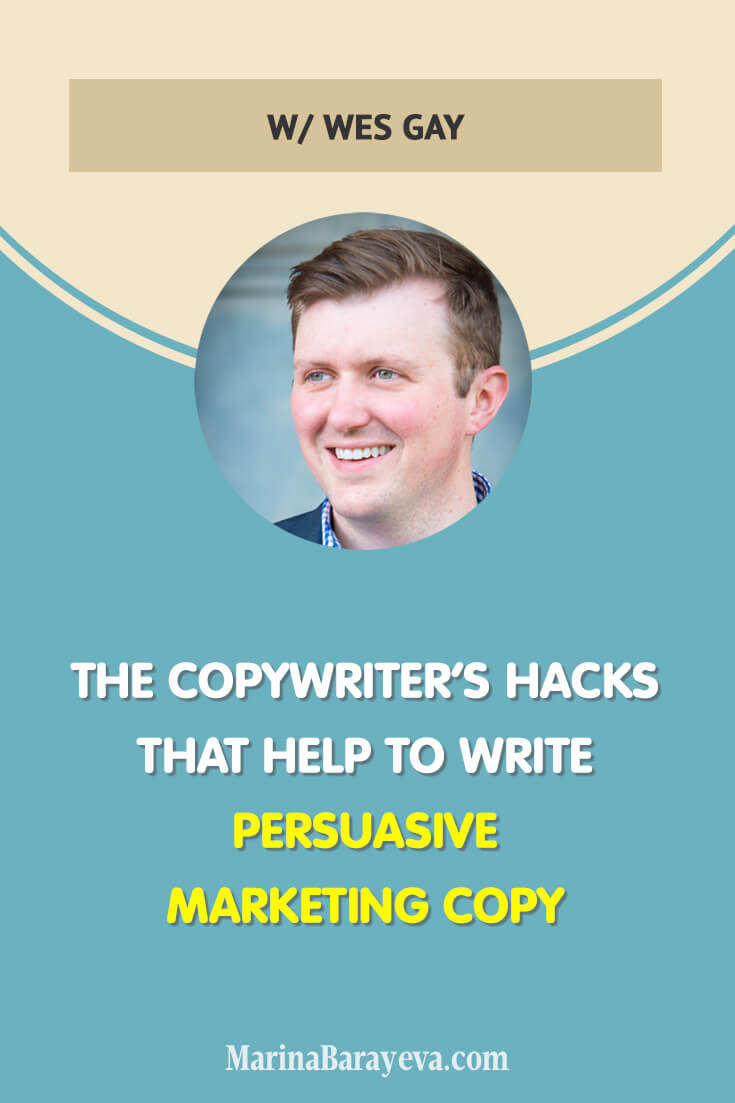 Learn the copywriter's hacks that help to write persuasive marketing copy. You will know how to overcome the writer's block, how to write that people will care about what you wrote and the copywriter's tricks to write better and sell more, via @MarinaBarayeva. #copywriting #blogging #bloggingtips #business #smallbusiness #smallbiz #entrepreneur #entrepreneurship #businesstips #marketing #creativeentrepreneur #creativebusiness #mompreneur #womaninbiz #ladyboss