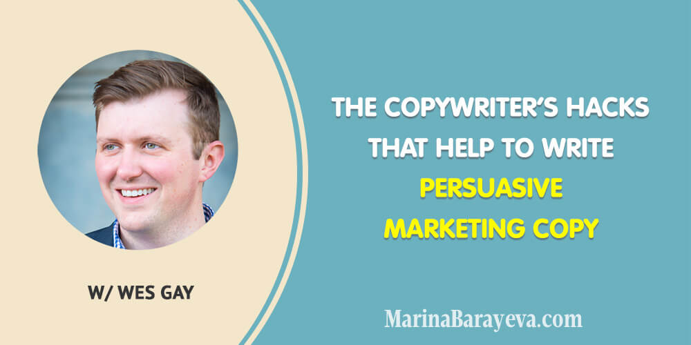 Learn the copywriter's hacks that help to write persuasive marketing copy. You will know how to overcome the writer's block, how to write that people will care about what you wrote and the copywriter's tricks to write better and sell more, via @MarinaBarayeva. #copywriting #blogging #bloggingtips #business #smallbusiness #smallbiz #entrepreneur #entrepreneurship #businesstips #marketing#creativeentrepreneur #creativebusiness #mompreneur #womaninbiz #ladyboss
