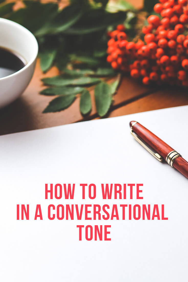 The way you write is often different from how you talk. Have you noticed that you put more emotions and personality into the conversation when you meet with the person face to face rather than you type something on your computer? Here is how to find and develop your conversational voice in writing, via @MarinaBarayeva. #blogging #contentmarketing #business #smallbusiness #smallbiz #entrepreneur #entrepreneurship #businesstips #marketing #mompreneur #womaninbiz #ladyboss