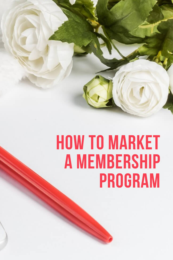 Creating and launching a membership program isn't enough, you need to bring people in, and it's better to do that even before you start your membership program. Learn how to market a membership program, via @MarinaBarayeva. #business #smallbusiness #smallbiz #entrepreneur #entrepreneurship #businesstips #marketing #creativeentrepreneur #creativebusiness #mompreneur #womaninbiz #ladyboss