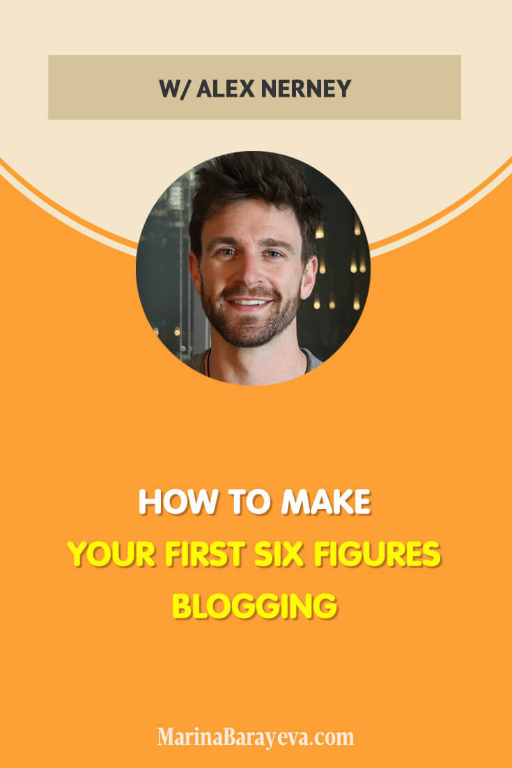 Learn how to make your first six figures blogging. We'll cover what to start with if you want to make money blogging, how to grow your blog fast, and then how to monetize it, via @MarinaBarayeva. #business #smallbusiness #smallbiz #entrepreneur #entrepreneurship #businesstips #marketing #creativeentrepreneur #creativebusiness #mompreneur #womaninbiz #ladyboss