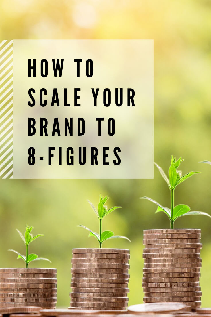 "You always start small with the first blog post, with the first 5-figures, etc. Then you grow more and more. If you created the system around your business maybe it's time to scale it? People say ""aim for the stars, and you'll reach the sky."" Learn how to scale your business to 8 figures, via @MarinaBarayeva. #business #smallbusiness #smallbiz #entrepreneur #entrepreneurship #businesstips #marketing #creativeentrepreneur #creativebusiness #mompreneur #womaninbiz #ladyboss"