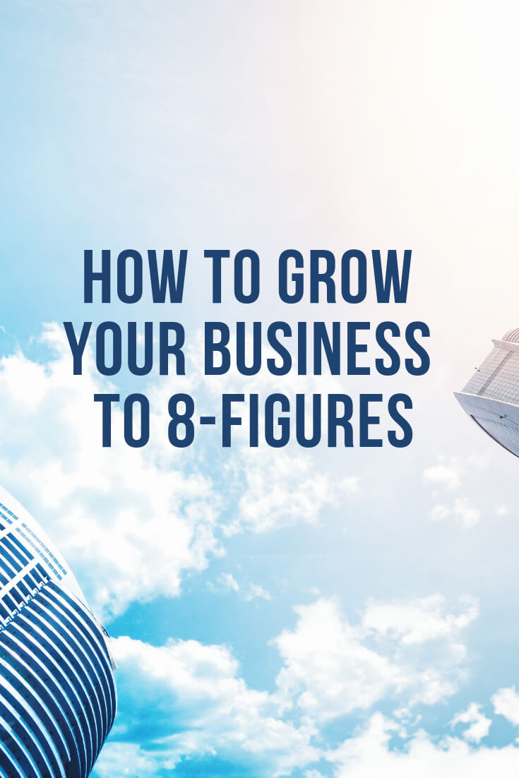 """You always start small with the first blog post, with the first 5-figures, etc. Then you grow more and more. If you created the system around your business maybe it's time to scale it? People say """"aim for the stars, and you'll reach the sky."""" Learn how to scale your business to 8 figures, via @MarinaBarayeva. #business #smallbusiness #smallbiz #entrepreneur #entrepreneurship #businesstips #marketing #creativeentrepreneur #creativebusiness #mompreneur #womaninbiz #ladyboss"""