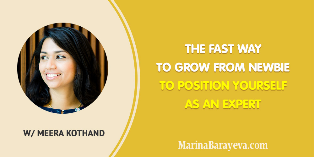 Learn the fast way to grow from newbie to position yourself as an expert. You will know what to start with if you want to position yourself as an expert, how to build the trust with your audience and how to get exposed to the new one so you could build your tribe, via @MarinaBarayeva. #business #smallbusiness #smallbiz #entrepreneur #entrepreneurship #businesstips #marketing #creativeentrepreneur #creativebusiness #mompreneur #womaninbiz #ladyboss