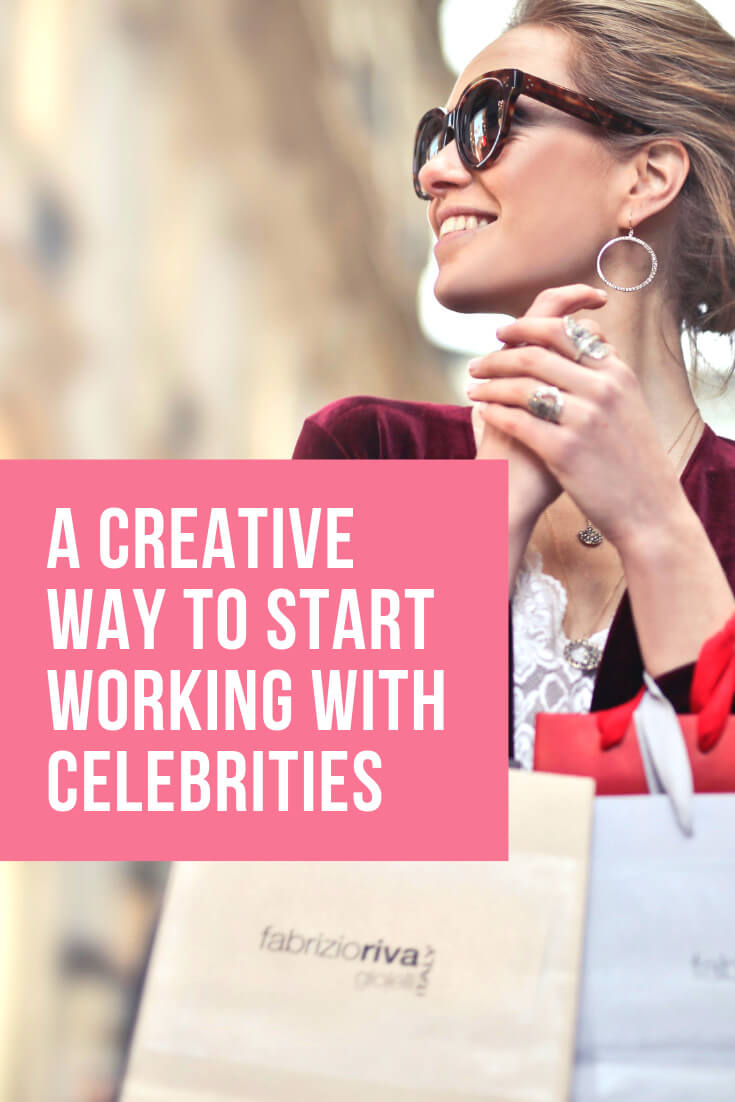 It can be a dream to work with well-known people. But if you're not a part of this community it's very difficult to get started there. Here is a creative way to start working with celebrities, via @MarinaBarayeva. #business #smallbusiness #smallbiz #entrepreneur #entrepreneurship #businesstips #marketing #creativeentrepreneur #creativebusiness #mompreneur #womaninbiz #ladyboss