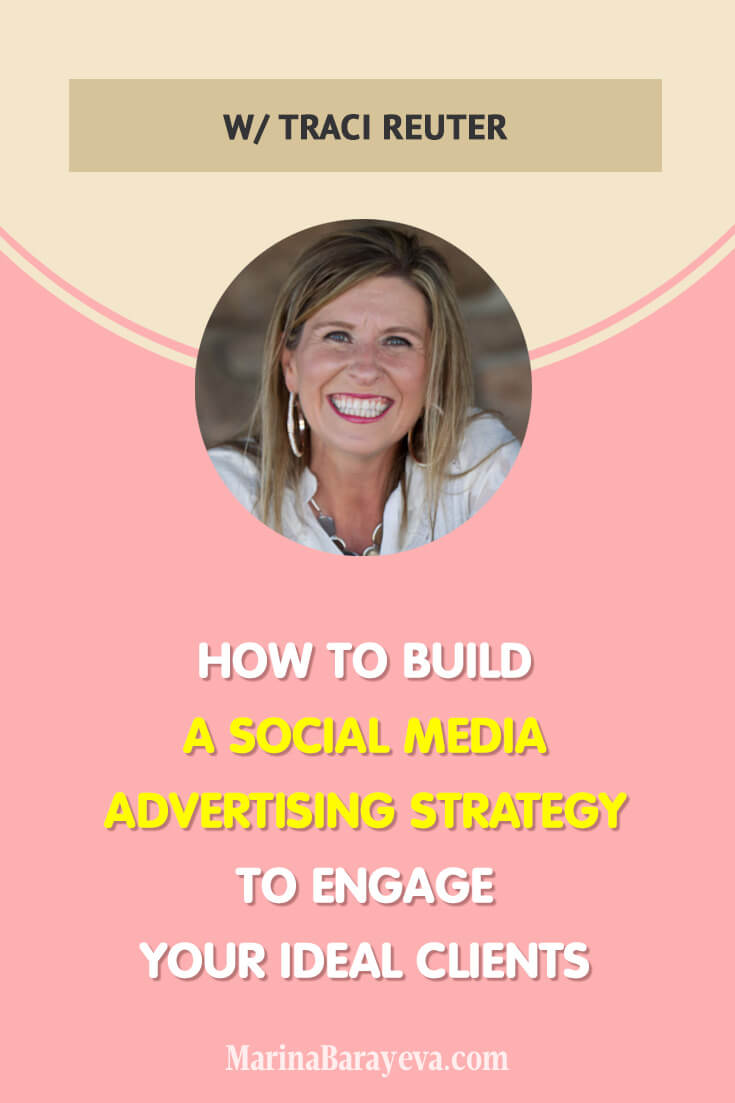 You want the right people to buy from you. As much as you want to sell as soon as possible, creating a connection and planning your ads will serve you better in the long term. Learn how to build a social media advertising strategy to engage your ideal clients, via @MarinaBarayeva. #business #smallbusiness #smallbiz #entrepreneur #entrepreneurship #businesstips #marketing #socialmedia #socialmediamarketing #smm #mompreneur #womaninbiz #ladyboss