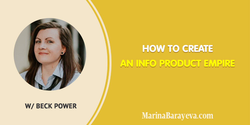 No matter at what level of business you are right now, you can package your knowledge and start selling online. Learn how to create an info product empire. You will know what info product you can start with, how to find what to sell, and how to organize the process, via @MarinaBarayeva. #digitalproduct #infoproduct #makemoneyonline #business #smallbusiness #smallbiz #entrepreneur #entrepreneurship #businesstips #marketing #mompreneur #womaninbiz #ladyboss