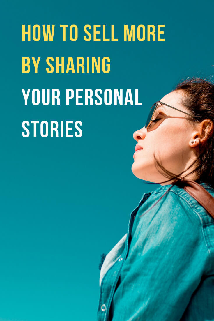 Would you like to have more sales? Learn how to sell more by sharing your personal stories. Personal stories can be very touching. It is the way for you to connect with people on a deeper level and show that you get them, you understand their worries and desires, via @MarinaBarayeva. #selling #business #smallbusiness #smallbiz #entrepreneur #entrepreneurship #businesstips #marketing #creativeentrepreneur #creativebusiness #mompreneur #womaninbiz #ladyboss