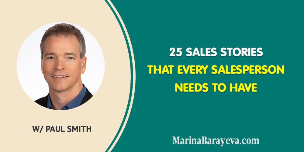Learn what 25 sales stories you may tell your clients to sell better. You'll be surprised by the results, via @MarinaBarayeva. #business #smallbusiness #smallbiz #entrepreneur #entrepreneurship #businesstips #marketing #creativeentrepreneur #creativebusiness #mompreneur #womaninbiz #ladyboss