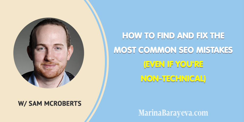 It's too confusing to keep up with all Google updates. Let's get through the most common SEO mistakes that prevent your blog from getting higher positions in the Google search result and see how to fix them, via @MarinaBarayeva. #seo #seotips #blogging #bloggingtips #contentmarketing #momblogger #entrepreneur #marketing #mompreneur #ladyboss
