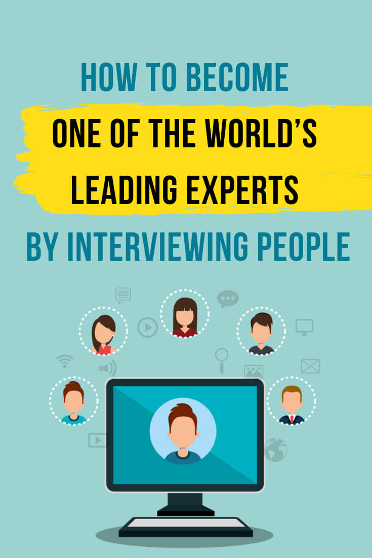 The effective way to learn more about anything is to ask the best people in the industry, those who directly involved in what you want to know and can share the experience with you. Learn how to become one of the world's leading experts by interviewing people, via @MarinaBarayeva. #business #smallbusiness #smallbiz #entrepreneur #entrepreneurship #businesstips #marketing #creativeentrepreneur #creativebusiness #mompreneur #womaninbiz #ladyboss