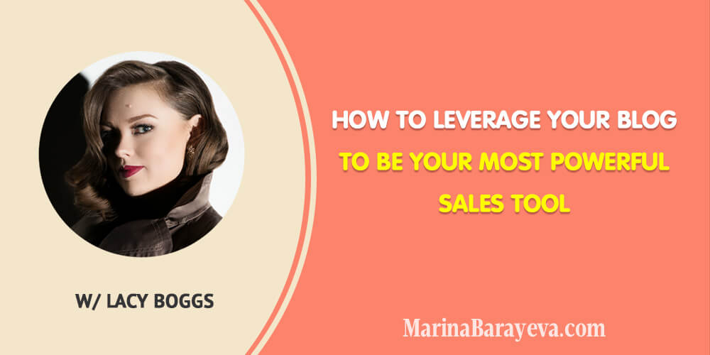 How to blog to make sales. You will learn how to get more sales, how to create content that will support your sales offer, and how to plan a content calendar, via @MarinaBarayeva. #blogging #howtoblog #bloggintips #contentcalendar #contentmarketing #selling #sellingtips #entrepreneur #businesstips #marketing #mompreneur #ladyboss
