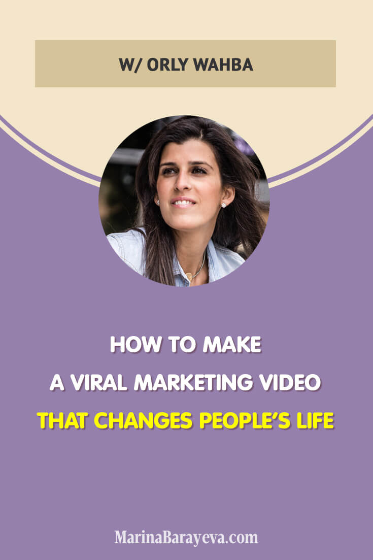 How one video that went viral by itself on YouTube because it touched the hearts a lot of people. Learn how to make a viral video that gets millions of views and changes people's life, via @MarinaBarayeva. #youtubetips #youtubemarketing #personalbrand #personalbranding #business #smallbusiness #smallbiz #entrepreneur #entrepreneurship #businesstips #marketing #mompreneur #ladyboss