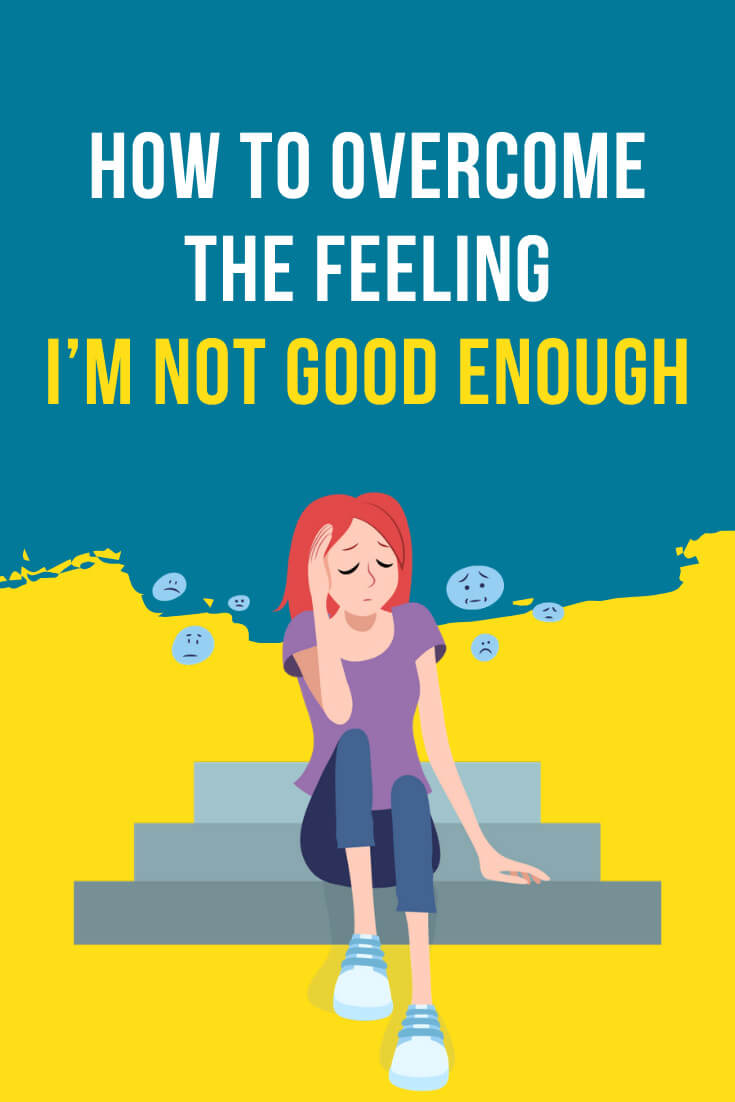 How to attract success that you deserve. Boost your confidence by overcoming a damaging belief I'm not good enough. You are enough and significant life is a choice to make, via @MarinaBarayeva. #success #businessmotivation #iamenought #lawofattraction #entrepreneur #mompreneur #womeninbusiness #mentalhealth