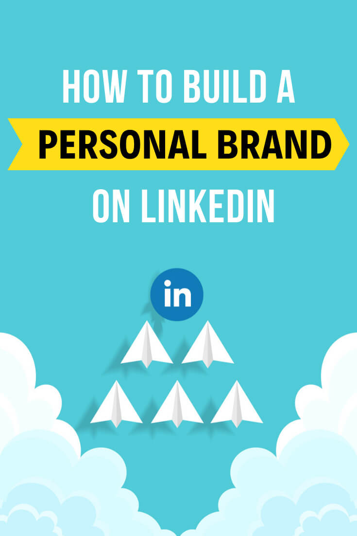 Learn how to build a personal brand on LinkedIn without spending a lot of time on the platform. LinkedIn is different from Facebook or Instagram and in many ways it's much easier than other platforms. #linkedin #linkedintips #linkedinmarketing #socialmedia #personalbrand #personalbranding #branding #socialmediatips #smm #entrepreneur #business #smallbusiness #businesstips #marketing