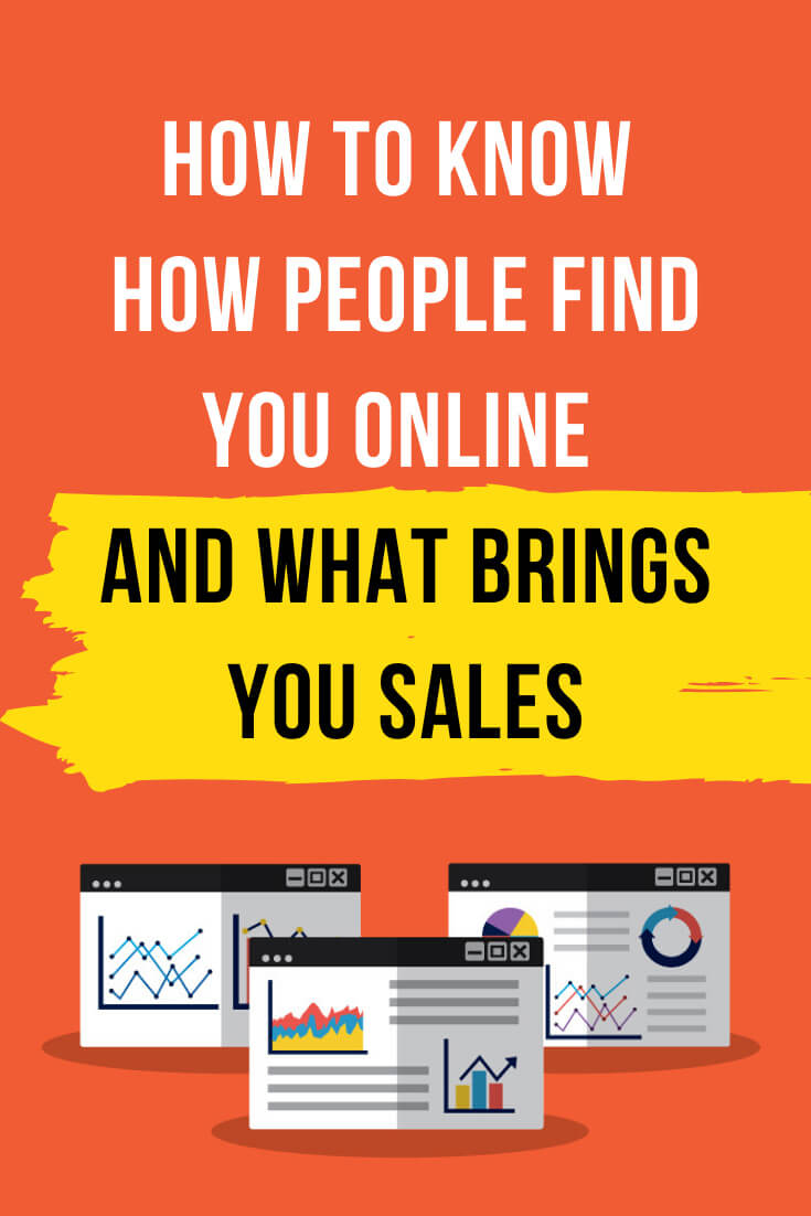 When it comes to online analytics some people know the basics, but many don't even look at it. It seems too complicated. Learn how to use Google Analytics to track what brings you clients and increase sales. #onlinemarketing #socialselling #marketing #business #smallbusiness #smallbiz #entrepreneur #entrepreneurship #businesstips #marketing #mompreneur #ladyboss