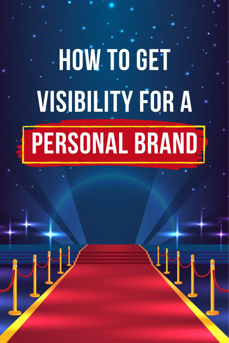 Learn how to get visibility for a personal brand. We'll get focused on your strength - your story as an entrepreneur. The stories of your clients that you helped. And the message, or in other words the story, that you bring to others to serve more people. All of these is a powerful personal branding strategy that gets you more visibility. #personalbrand #personalbranding #branding #business #smallbusiness #smallbiz #entrepreneur #entrepreneurship #businesstips #marketing #mompreneur #ladyboss