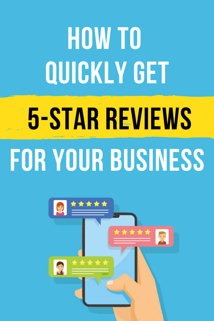 Learn how to get more 5-star reviews for your business and multiply them across the web. You will know which platforms are more important for getting the reviews and how to use them to get more sales. #business #smallbusiness #smallbiz #entrepreneur #entrepreneurship #businesstips #marketing #mompreneur #ladyboss