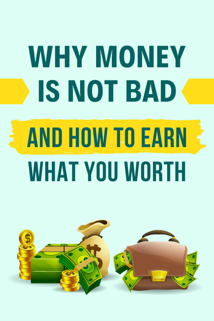 Here is why money is not bad and how to earn what you worth. To sell something for $100 is easy, but then the higher the price you offer the more uncomfortable you feel and also some people are concerned about earning a lot. Let's get into that money myths and see how you can increase your prices and earn what you want. #business #smallbusiness #smallbiz #entrepreneur #entrepreneurship #businesstips #marketing #mompreneur #ladyboss